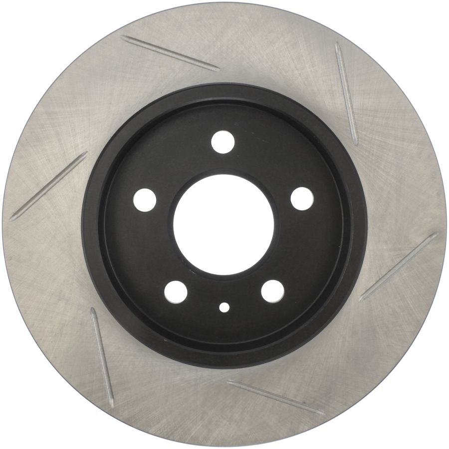 StopTech Disc Brake Rotors Brakes StopTech Sport Slotted Brake Disc 126.33097SR