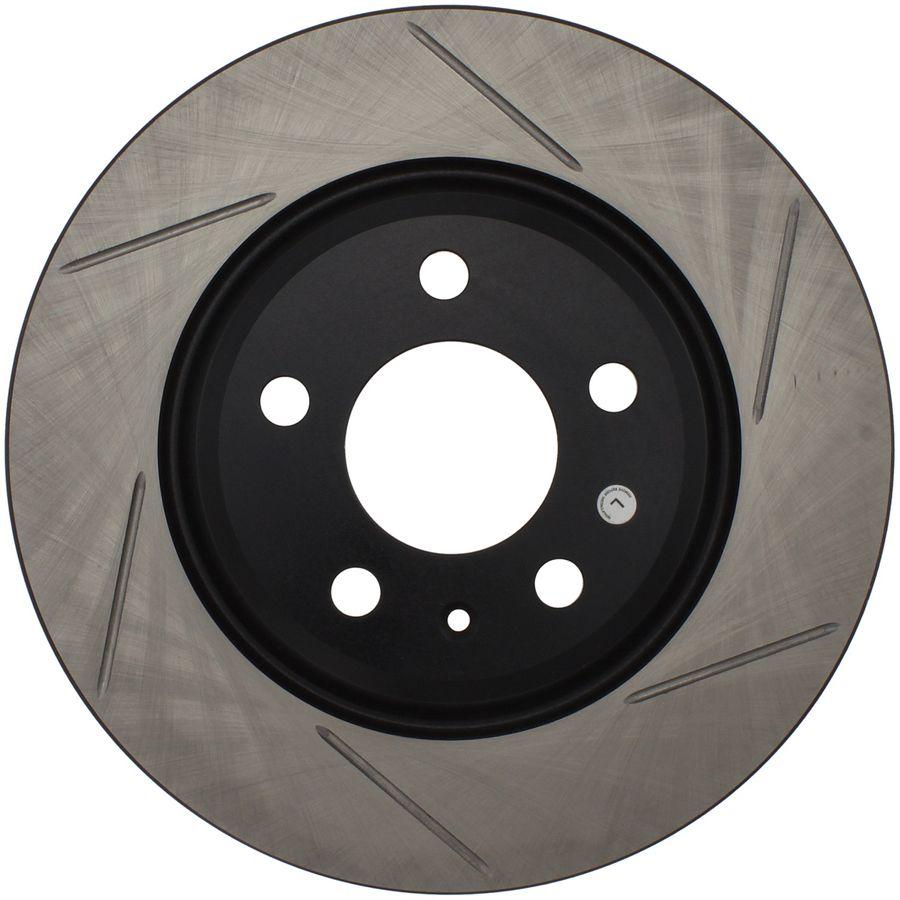 StopTech Disc Brake Rotors Brakes StopTech Sport Slotted Brake Disc 126.33127SR