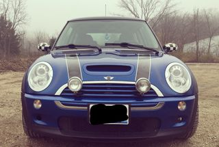 homepage tile photo for 2006 Mini Cooper S