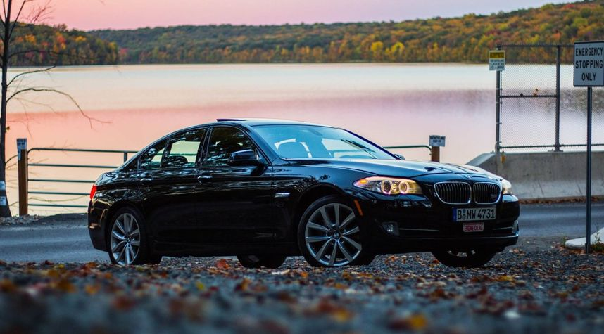 Main photo of Jake Rothman's 2011 BMW 5 Series