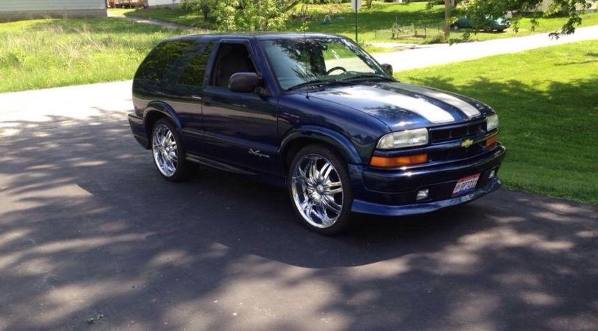 Main photo of Kiefer Gebhardt's 2003 Chevrolet Blazer