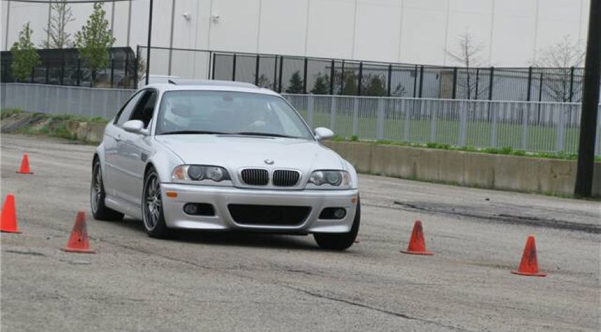 Main photo of Ted Weitzel's 2003 BMW M3