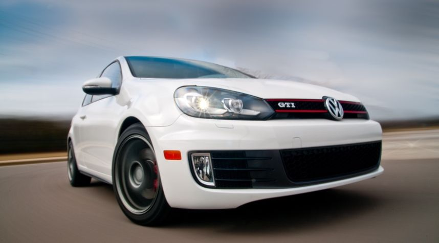 Main photo of Don Wright's 2010 Volkswagen GTI