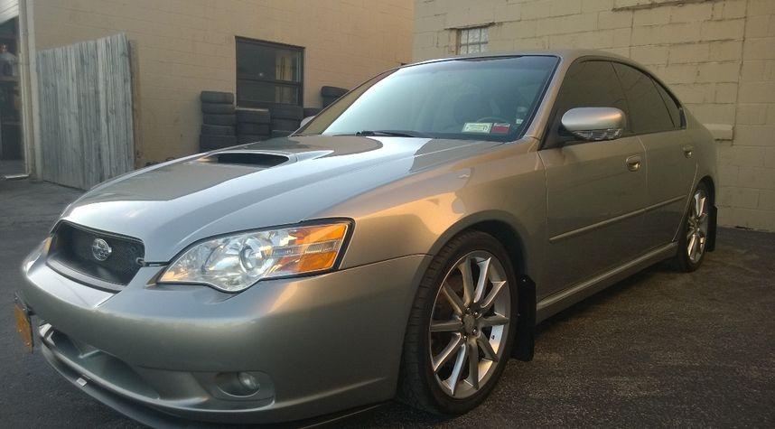 Main photo of Ryan Janus's 2006 Subaru Legacy