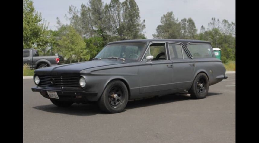 Main photo of Chad Curtis's 1964 Plymouth Valiant