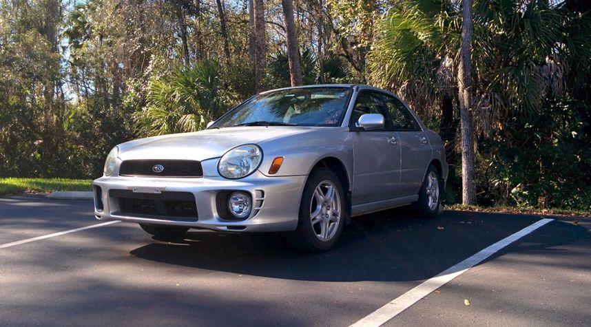 Main photo of Evan Wags's 2002 Subaru Impreza