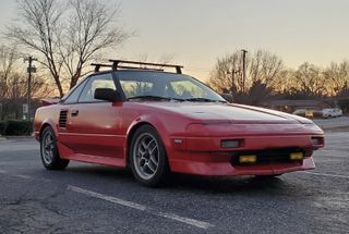 homepage tile photo for Got the AW11 back out for an extended drive today!