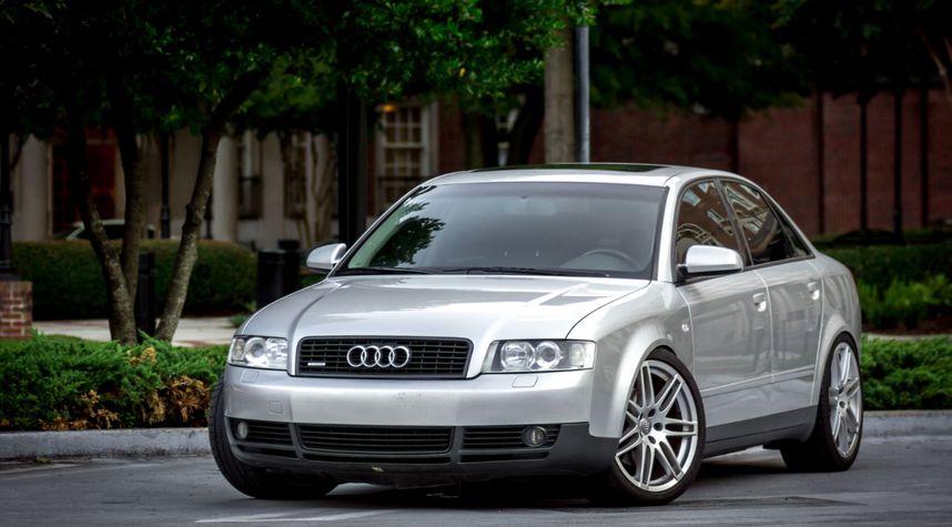 Main photo of Jason Wayne's 2002 Audi A4