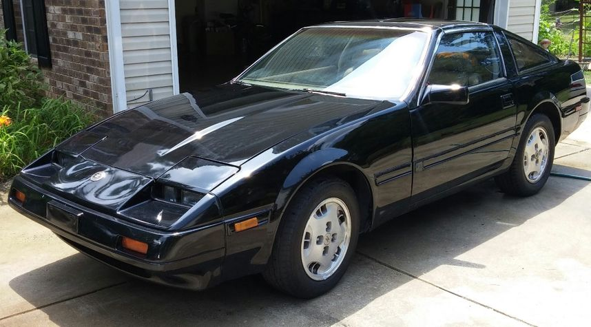 Main photo of Alex Pancamo's 1984 Nissan 300ZX