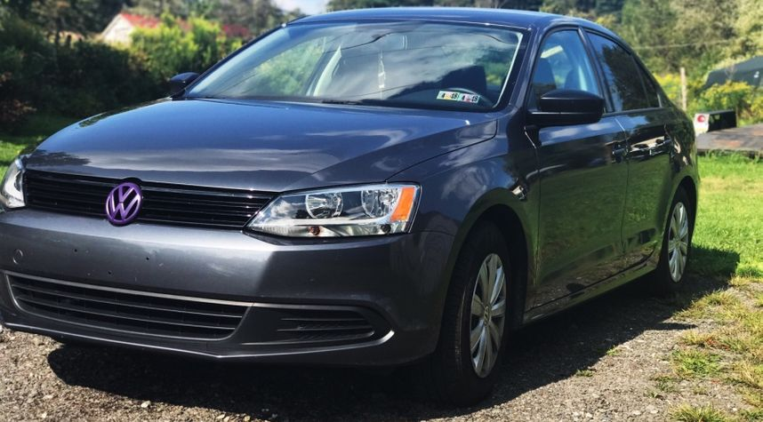Main photo of Maggie Johnson's 2014 Volkswagen Jetta