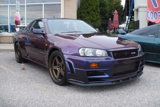 homepage tile photo for Rare find at a local meet a few weeks ago. Midnight purple is...