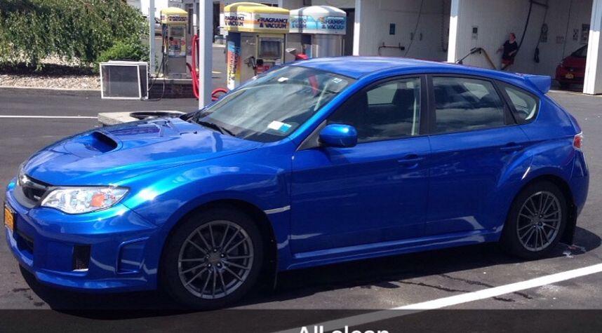 Main photo of Bradley Beyers's 2013 Subaru Impreza_WRX