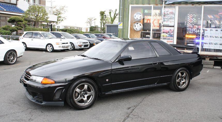 Main photo of Bobby Olsen's 1994 Nissan Skyline