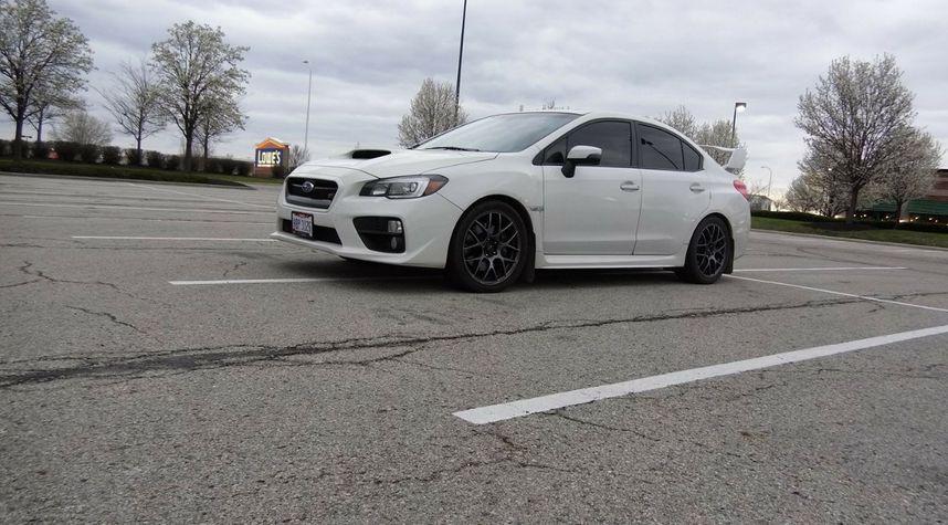 Main photo of Joshua Keeran's 2015 Subaru WRX STI