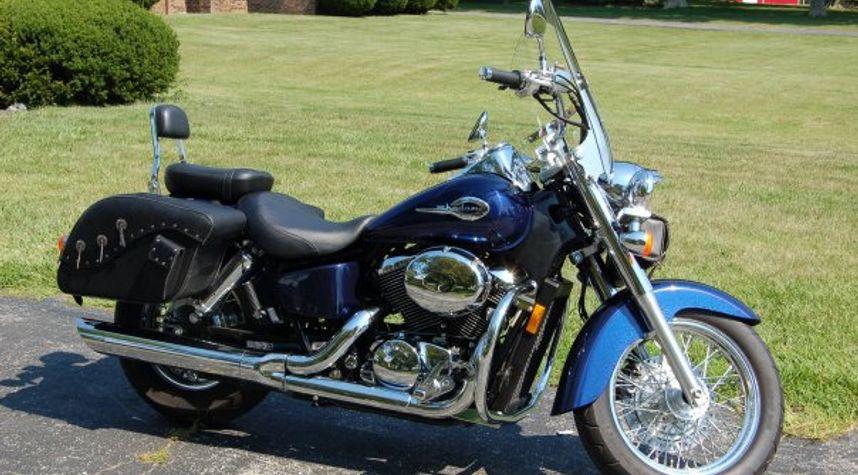 Main photo of Ed Stoner's 2004 Honda Shadow