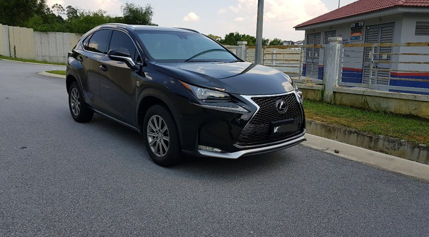 Main photo of Annuar Akil's 2015 Lexus NX 200t