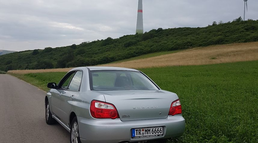 Main photo of Michael Michels's 2004 Subaru Impreza