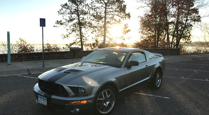 Main photo of Ryan Trembath's 2008 Ford Mustang