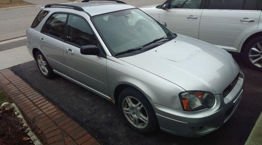 Main photo of Jonathan Roy's 2005 Subaru Impreza