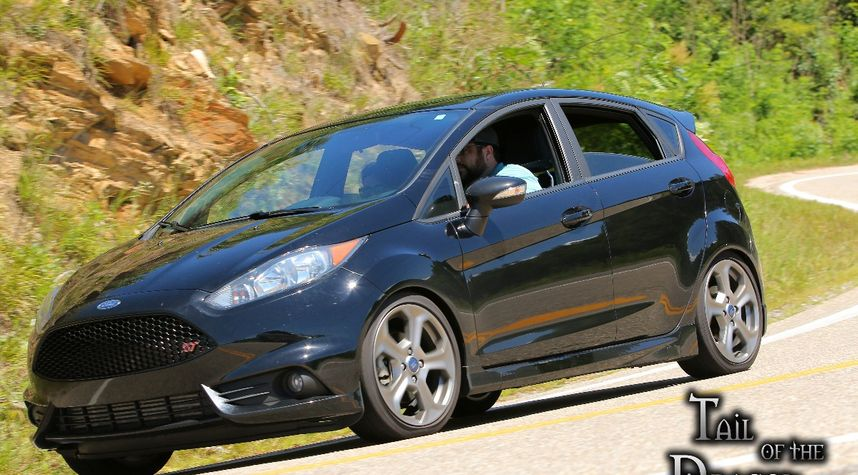 Main photo of PJ King's 2016 Ford Fiesta