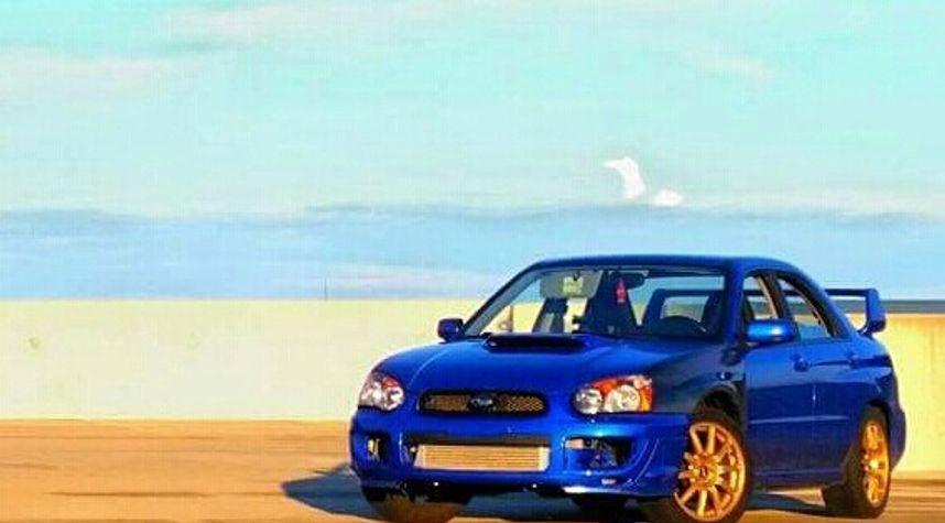 Main photo of Jeffrey Beran's 2004 Subaru Impreza
