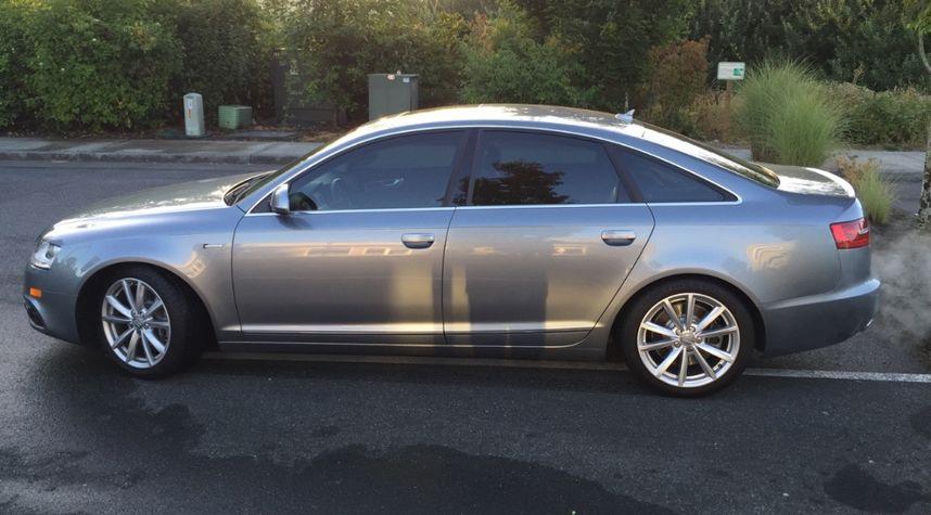 Main photo of Anthony Pena's 2011 Audi A6