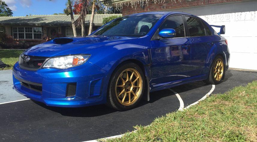 Main photo of Christopher Mason's 2012 Subaru Impreza