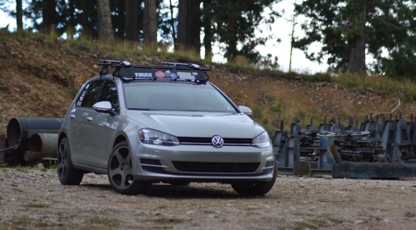 Main photo of Benjamin Cajero's 2015 Volkswagen Golf