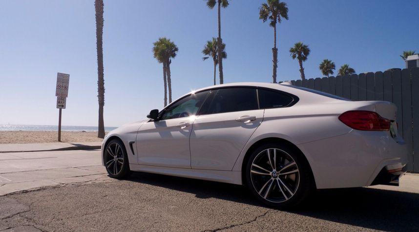 Main photo of Mario Partida's 2015 BMW 4 Series Gran Coupe
