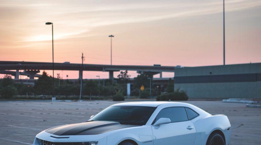 Main photo of Tony Pesina's 2013 Chevrolet Camaro