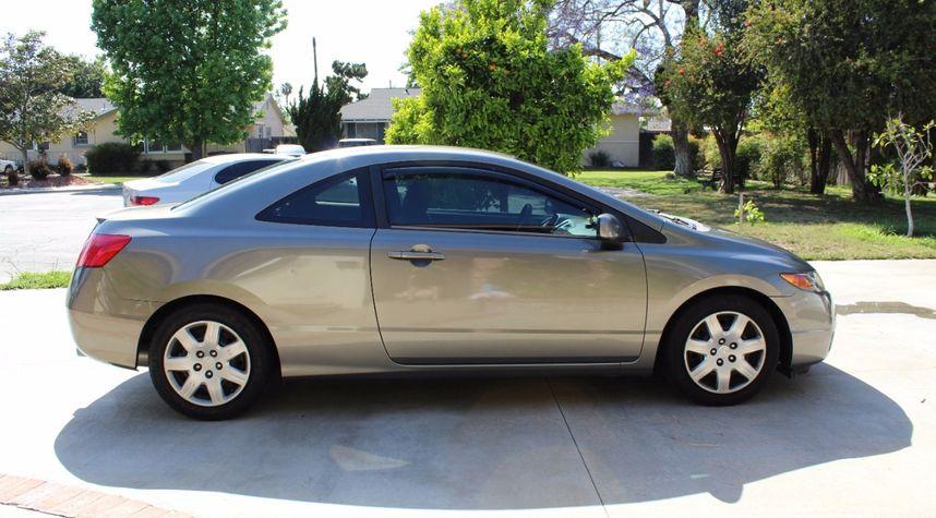 Main photo of Jason Hong's 2006 Honda Civic