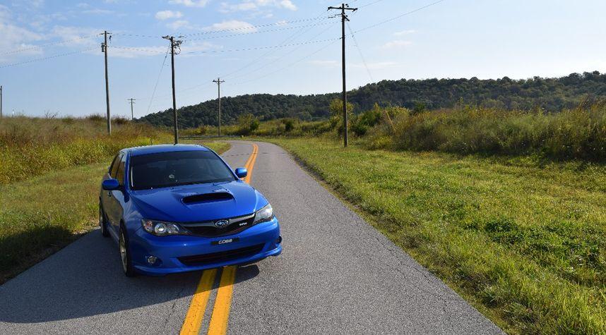 Main photo of Jared Rouse's 2009 Subaru Impreza
