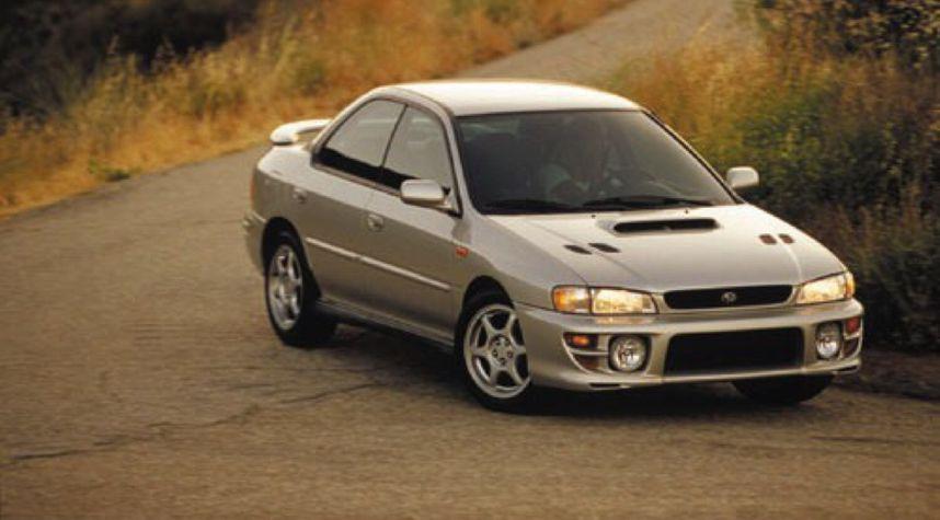 Main photo of Ben Samson's 2000 Subaru Impreza