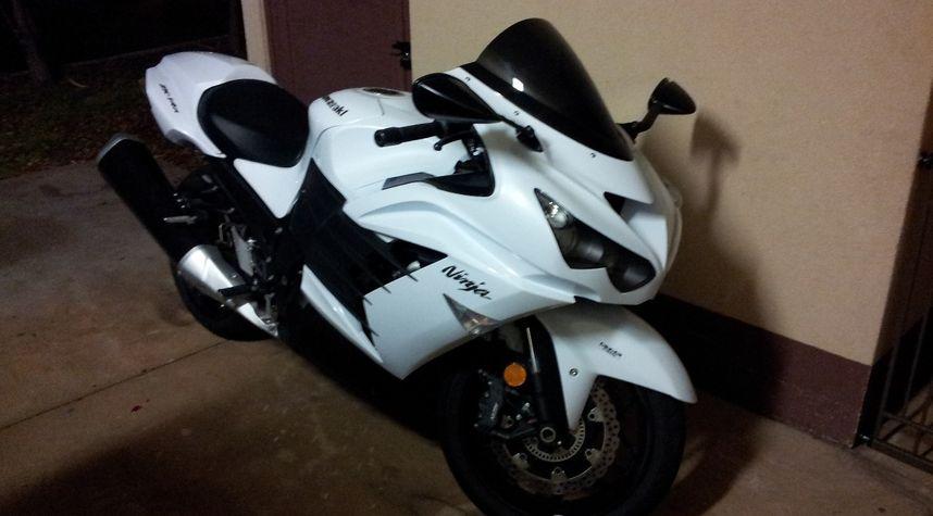 Main photo of Rick Gaskin's 2013 Kawasaki ZX14R