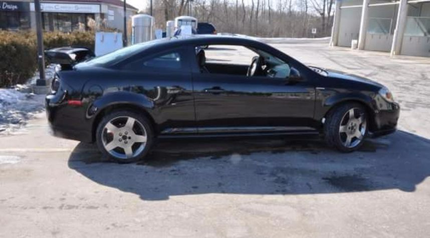Main photo of James Swackhammer's 2005 Chevrolet Cobalt