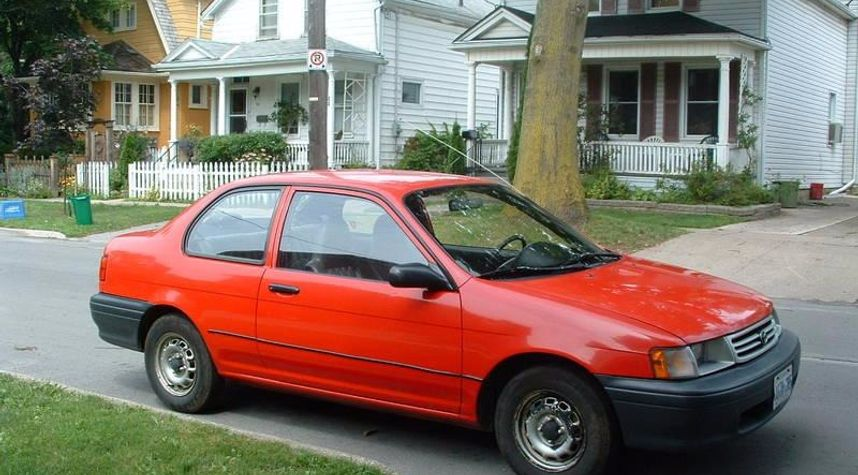Main photo of Cody Kinz's 1991 Toyota Tercel