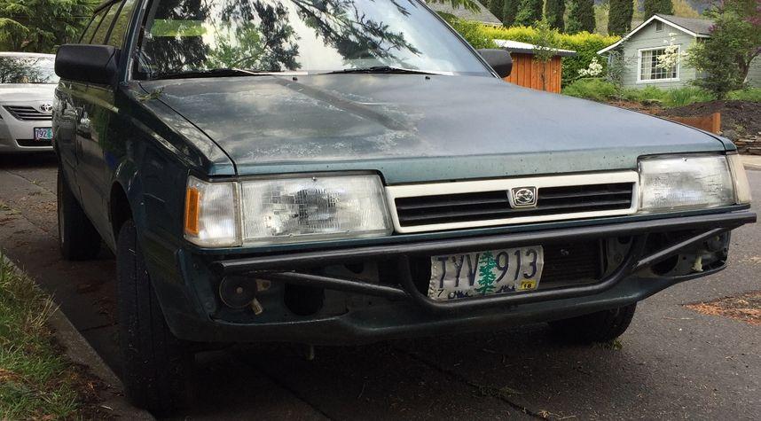 Main photo of Anaya Ferris's 1993 Subaru Loyale