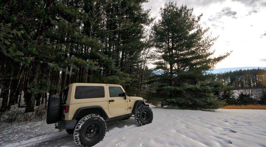 Main photo of Jack Lynch's 2012 Jeep Wrangler
