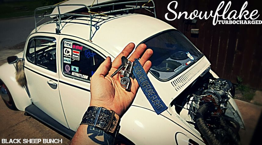 Main photo of Anthony Manning's 1968 Volkswagen Beetle (Pre-1980)