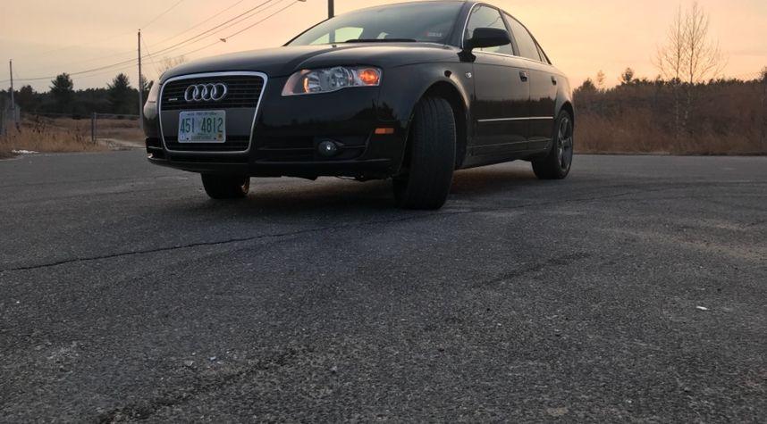 Main photo of Josh Rand's 2006 Audi A4