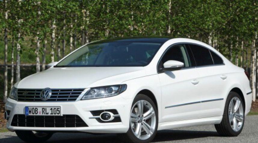 Main photo of Buddha Yontinez's 2013 Volkswagen CC