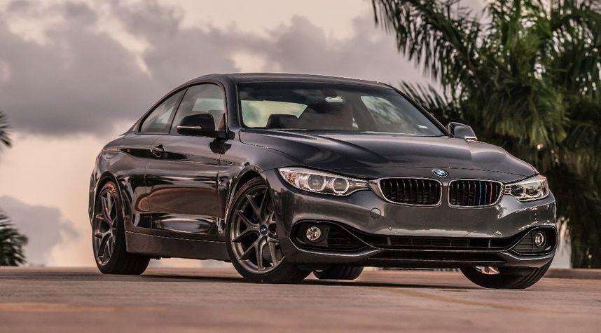 Main photo of Jesse Hemans's 2015 BMW 4 Series