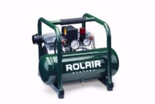 homepage tile photo for Stuff I like:  The Rolair JC10 Air Compressor - Small, Quiet...