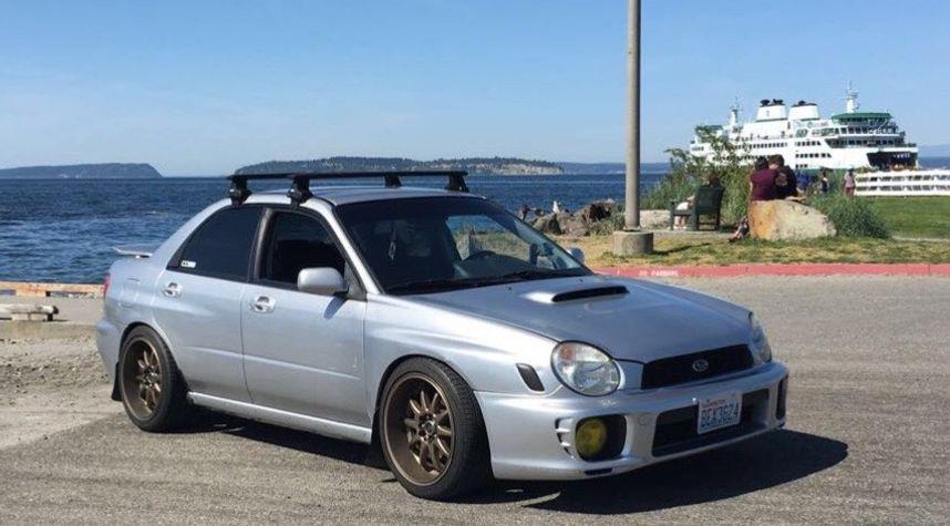 Main photo of Mike Gray's 2003 Subaru Impreza