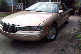 homepage tile photo for New car! 1996 Lincoln mark 8 32 valve 4.6 v8.