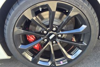 homepage tile photo for Welcome the newest member to our overly packed garage 2016 CTS...