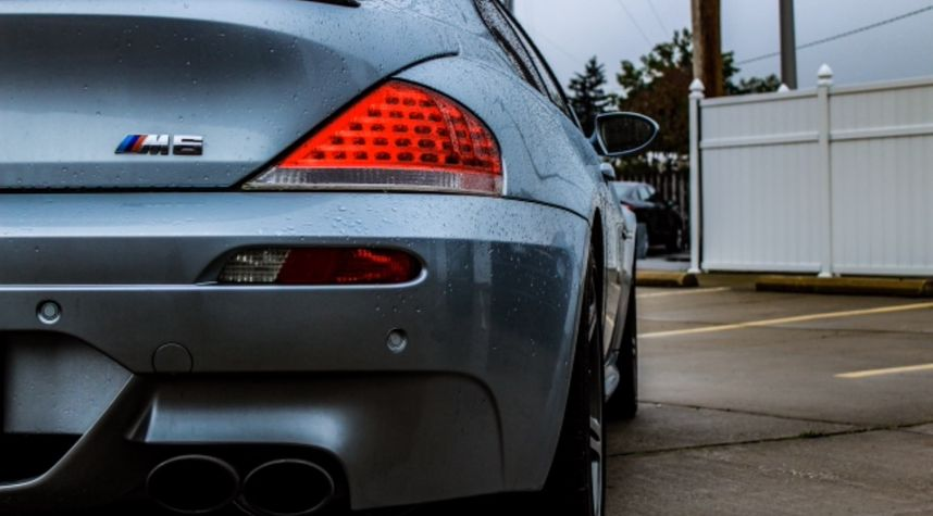 Main photo of Charlie Harb's 2006 BMW M6