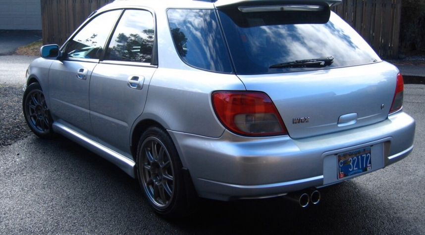 Main photo of Jason Meyer's 2003 Subaru Impreza