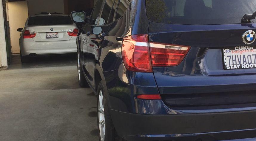 Main photo of Jerome Joanino's 2012 BMW X3