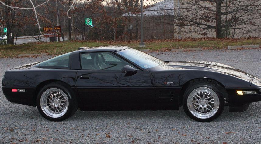 Main photo of Wayne Price's 1994 Chevrolet Corvette